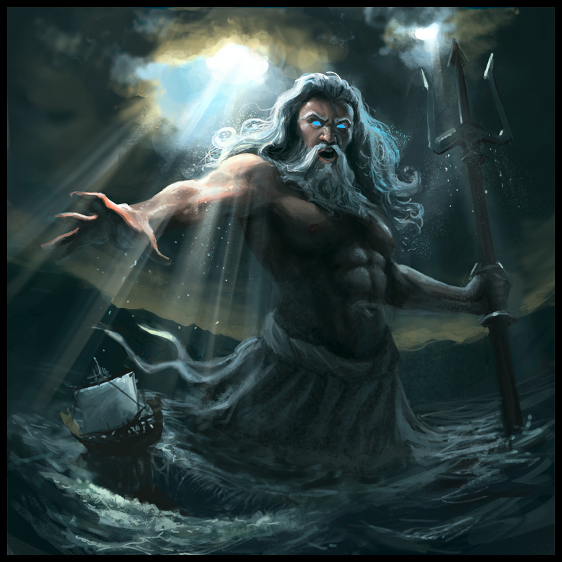 poseidon the god of - photo #15