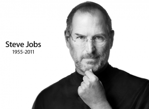 RIP Steve Jobs: 1955-2011